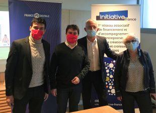 réseau Initiative, reprise, Initiative France