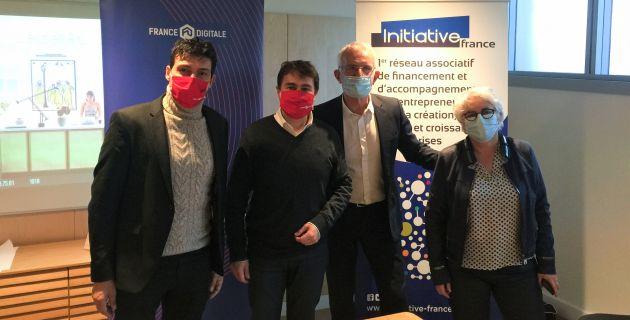 Initiative France, parrainage, porteur de projet, créateur d'entreprises, prêt d'honneur