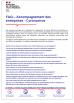 FAQ – Accompagnement des entreprises – Coronavirus